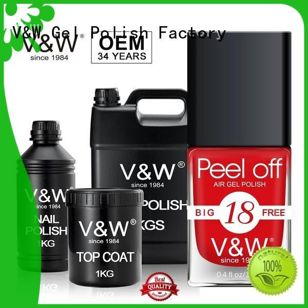 Gel Nail Polish Manufacturers toxic manicure VW Brand company
