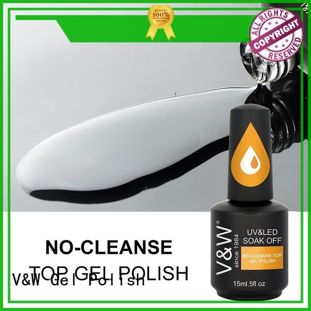 thin clear Gel Polish Wholesale quick VW Brand