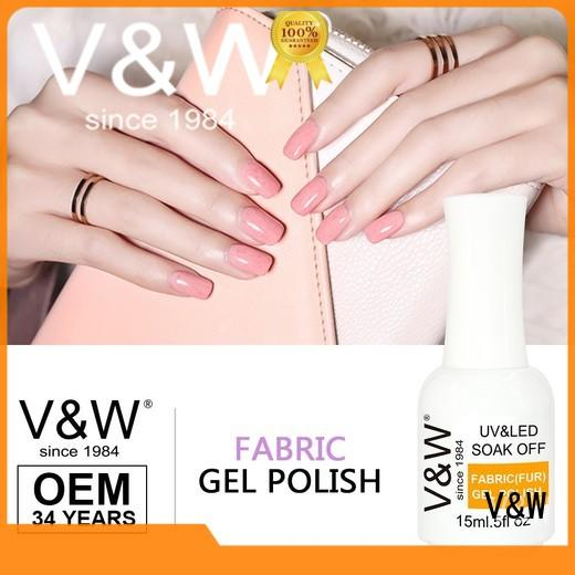 VW quick dry uv color gel eco friendly for party