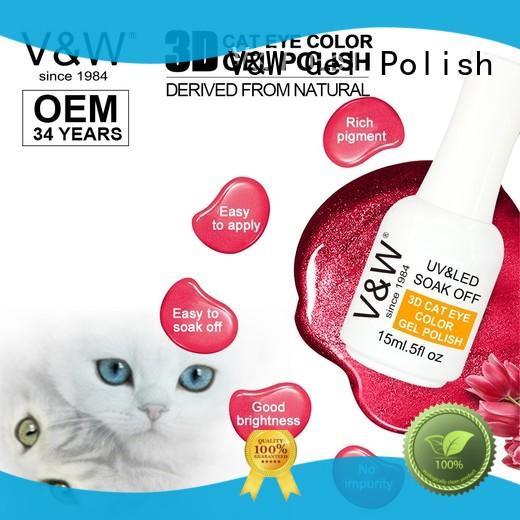fabric Gel Polish Wholesale designs VW company