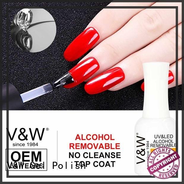VW step uv gel nails varnish for shopping