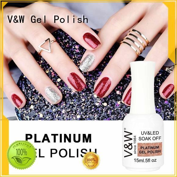 primer(for shine holo VW Brand UV Gel Polish Wholesale manufacture