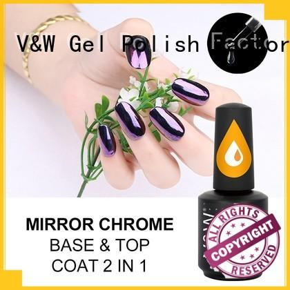 VW odorless inexpensive nail polish mood changing for daily life