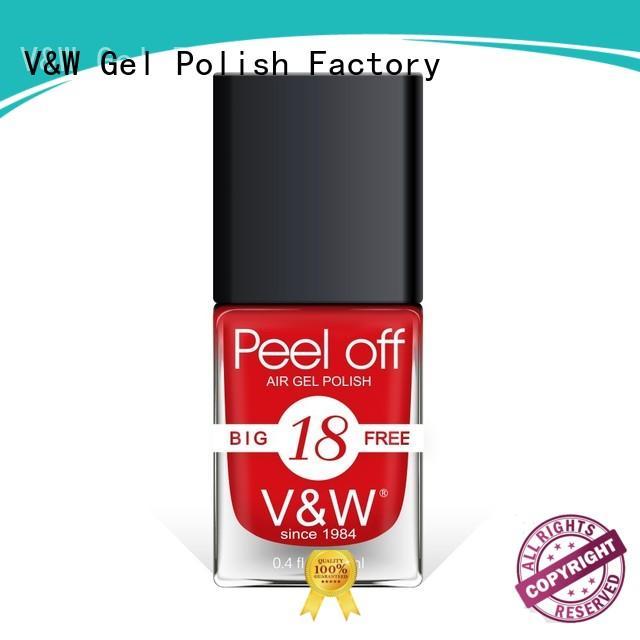 effect Wholesale Gel Nail Polish color VW company