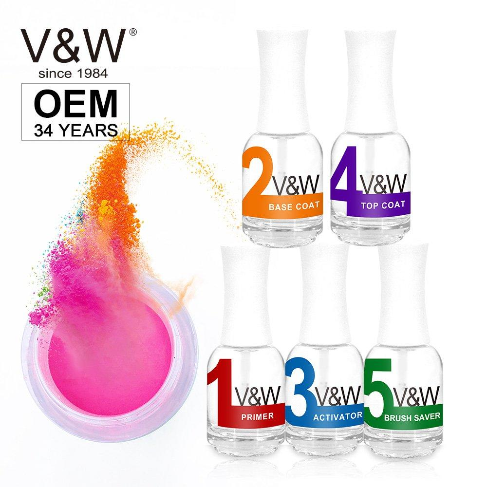 Easy Remove Quick Gel Nail Acrylic Dipping Powder System