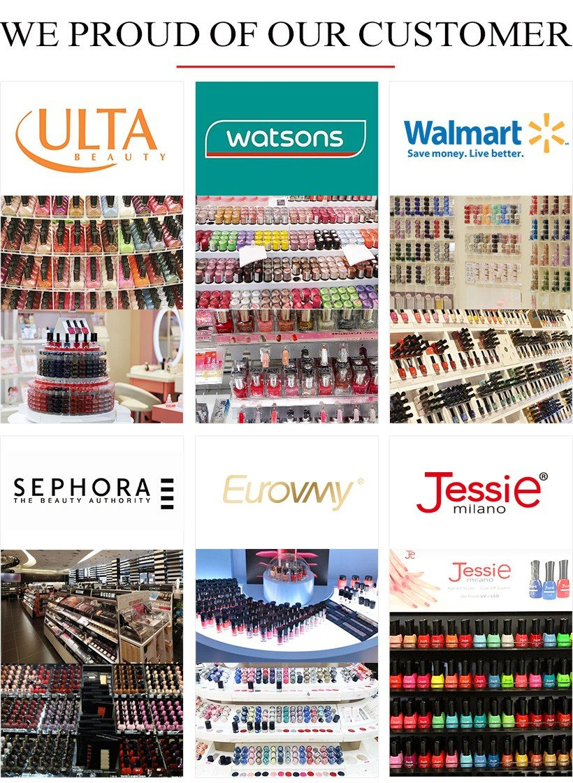 VW nail polish nail polish factory for evening party-17
