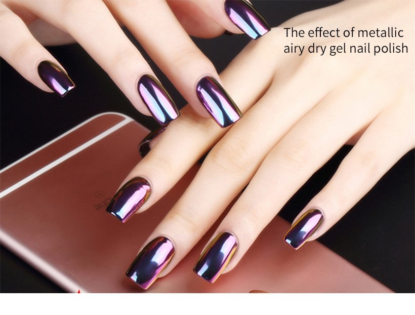 VW odorless inexpensive nail polish mood changing for daily life-6