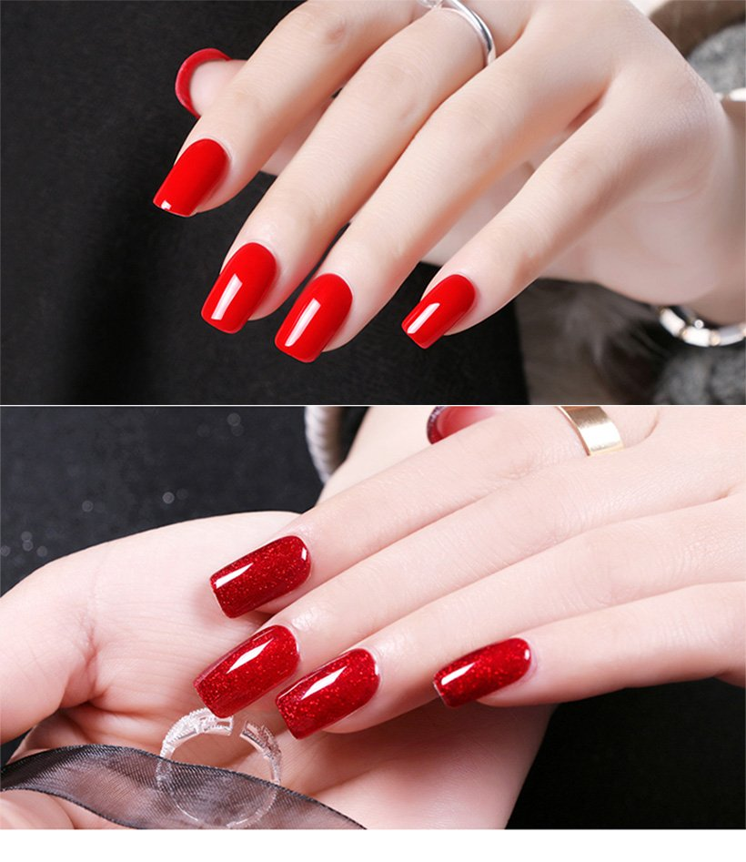 odorless led gel nails eco friendly for work-5