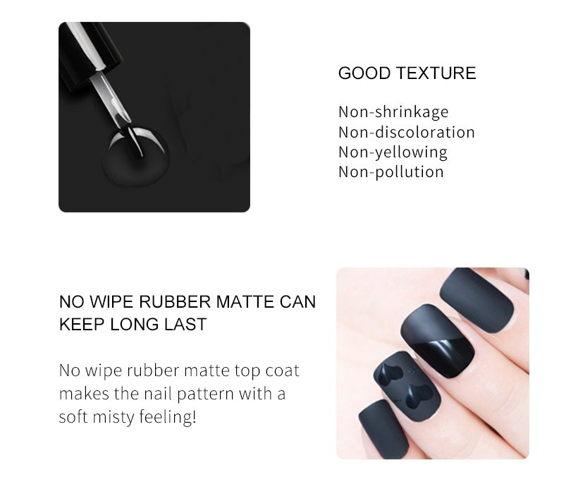 one led gel nails thin for office VW-4