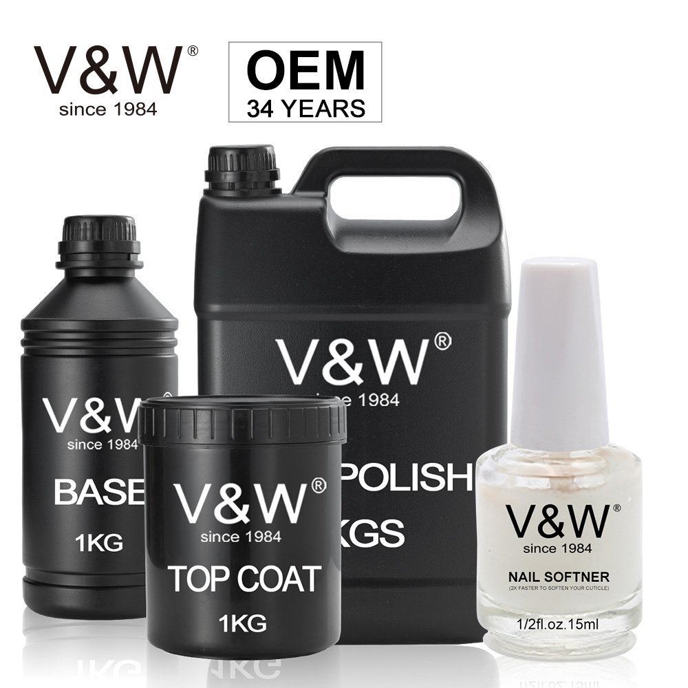 VW-gel mood nail polish colors   Air Dry Gel Nail Polish   VW-1