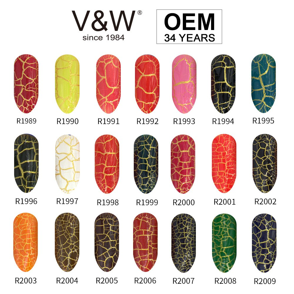 VW-gel nail polish at home without uv light | UVLED Gel Polish | VW-1
