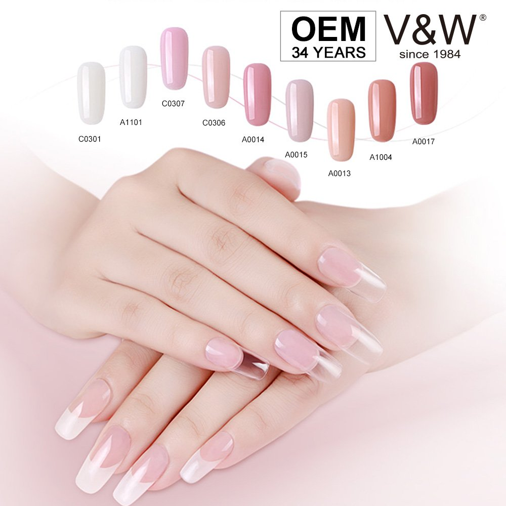 VW-Builder Gel Extend UvLed Nail Gel Polish Art Paint Design