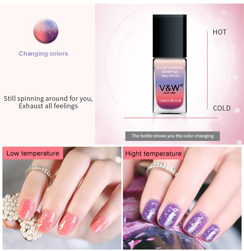 VW-Find Color Changing Air Dry Gel Nail Polish | Gel Nail Polish Manufacturers-4