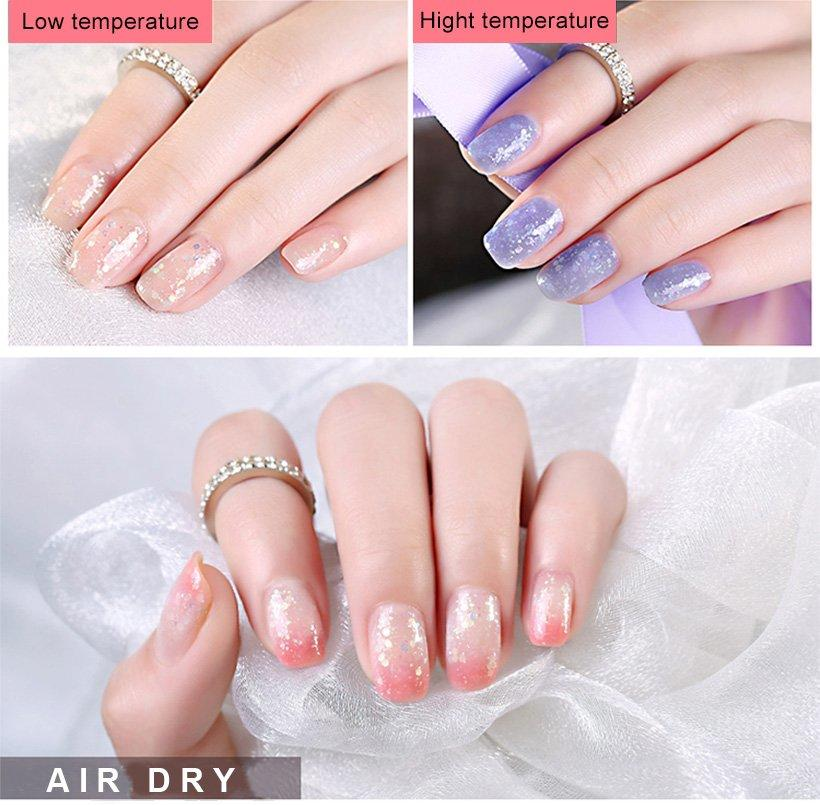 color uv nail dryer protector for office VW