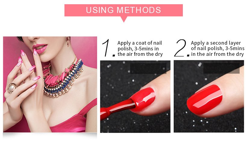 glitter gel nail polish without uv extensions varnish for daily life-10