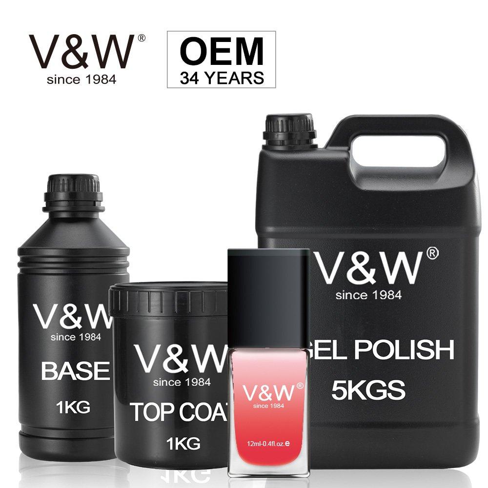 VW-Color Changing Air Dry Gel Nail Polish-1