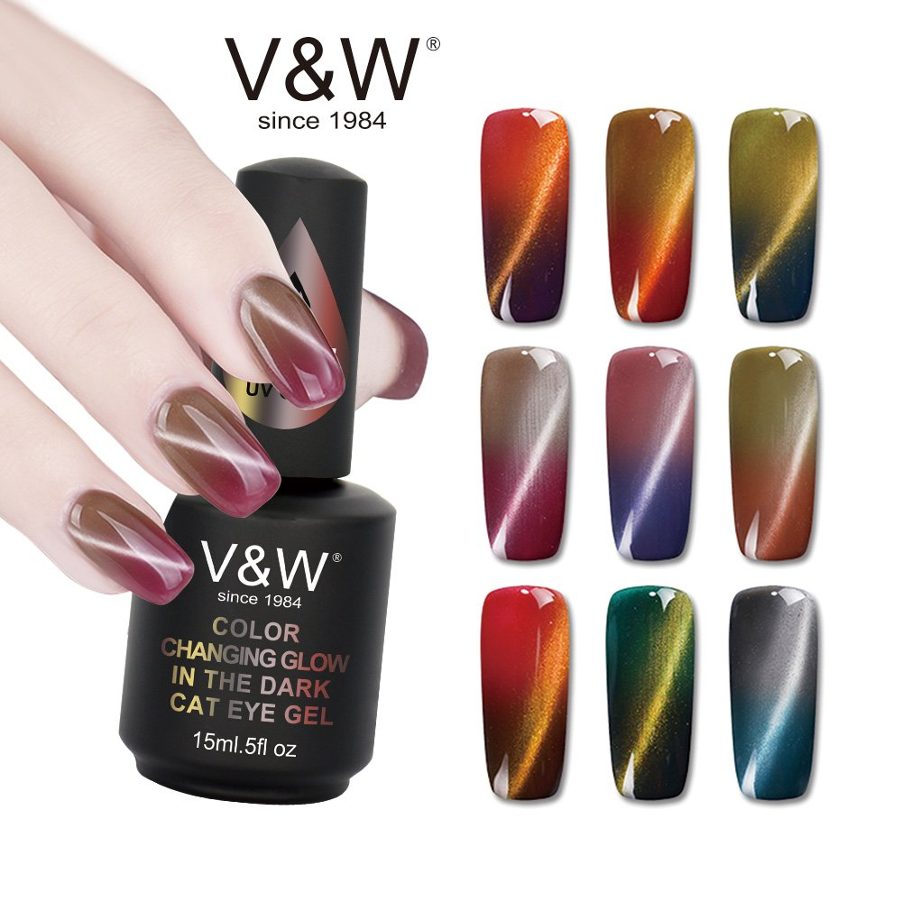 VW-gel nail polish companies | UVLED Gel Polish | VW
