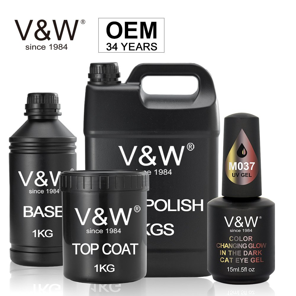 VW-gel nail polish companies | UVLED Gel Polish | VW-1