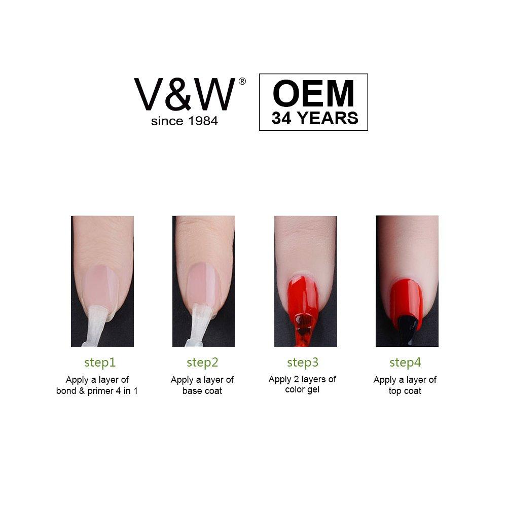 VW-nail polish equipment | UVLED Gel Polish | VW