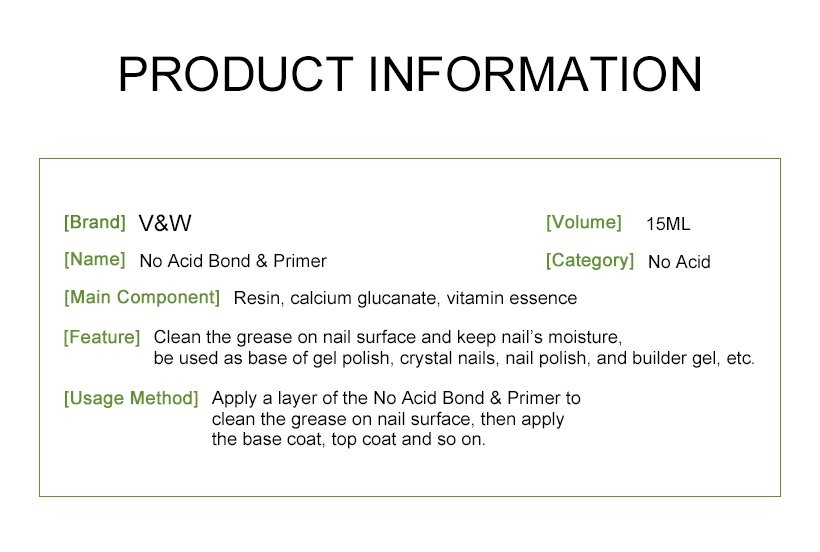 VW odorless uv nail polish for sale for party-3