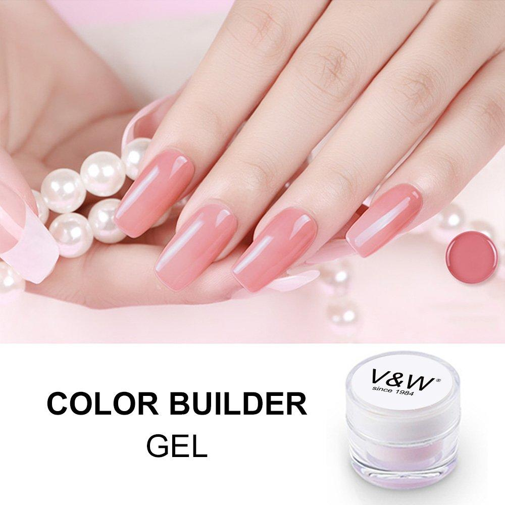 Builder Gel Extend Uv/Led Nail Gel Polish Art Paint Design