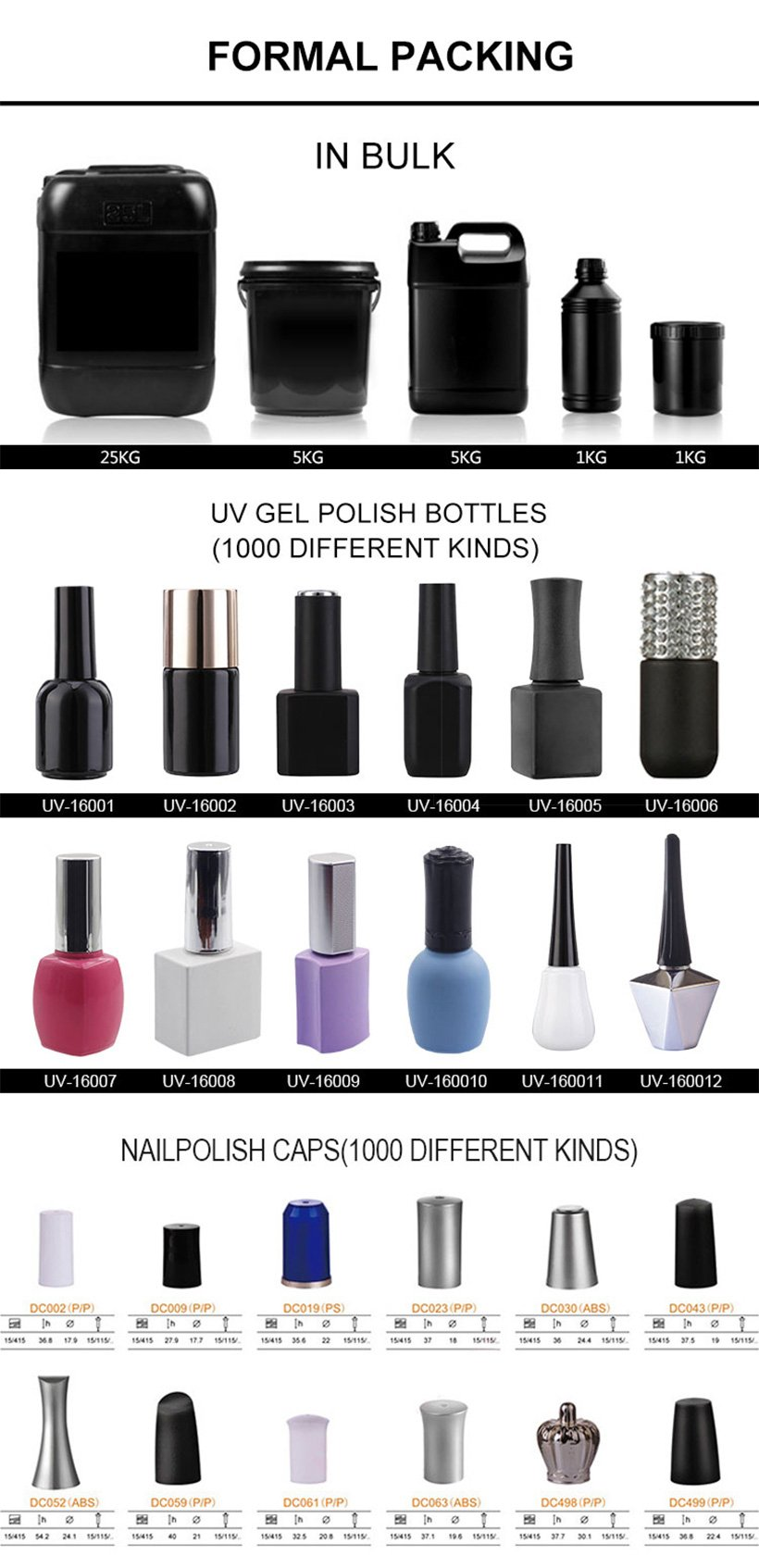 VW quick dry uv gel nails manufacturer for daily life-10