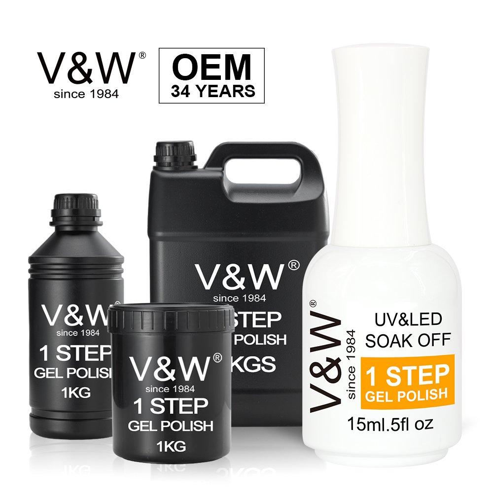 VW-gel nail polish for led lamp | UVLED Gel Polish | VW-2