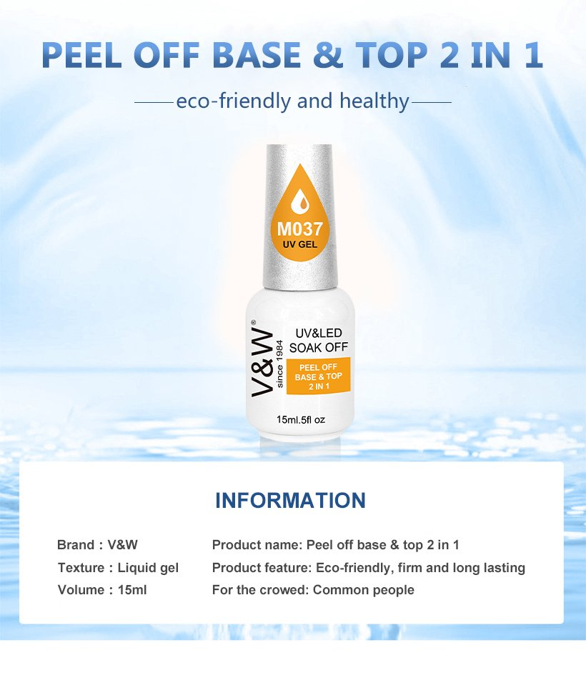VW-Best Peel Off Base Top 2 In 1 Manufacture-1