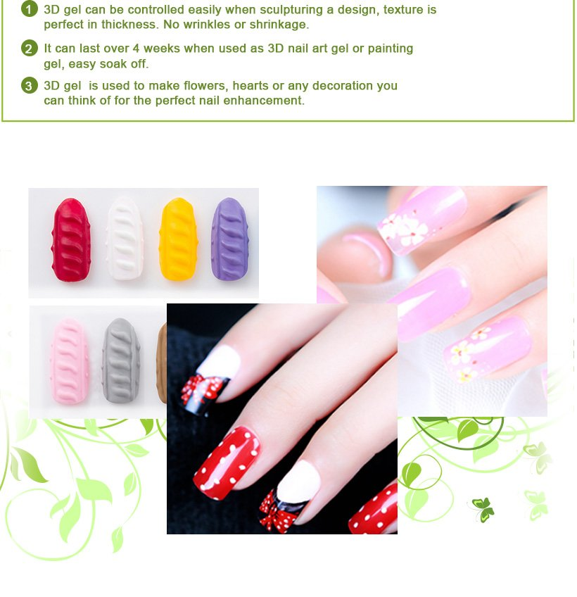 best inexpensive gel nail polish strong manufacturer for evening party-5