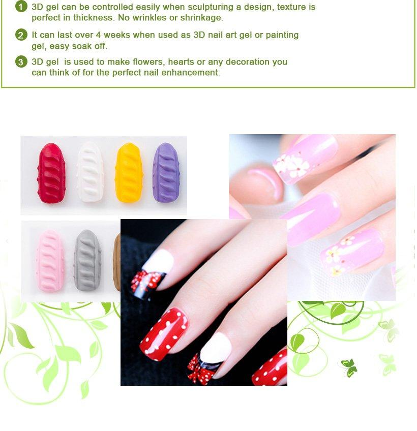 VW metallic uv led nail polish for sale for office
