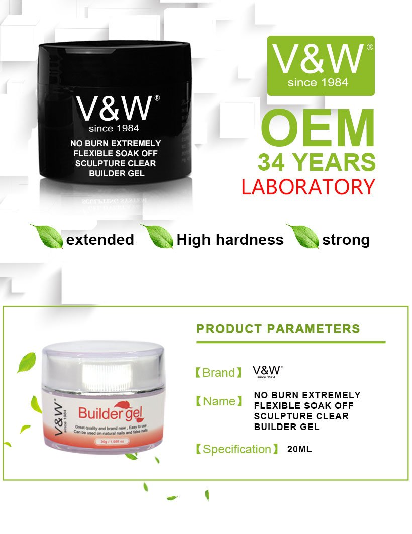 VW best private label gel nail polish varnish for work-2