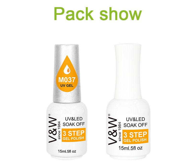 VW gel uv nail polish for office-7