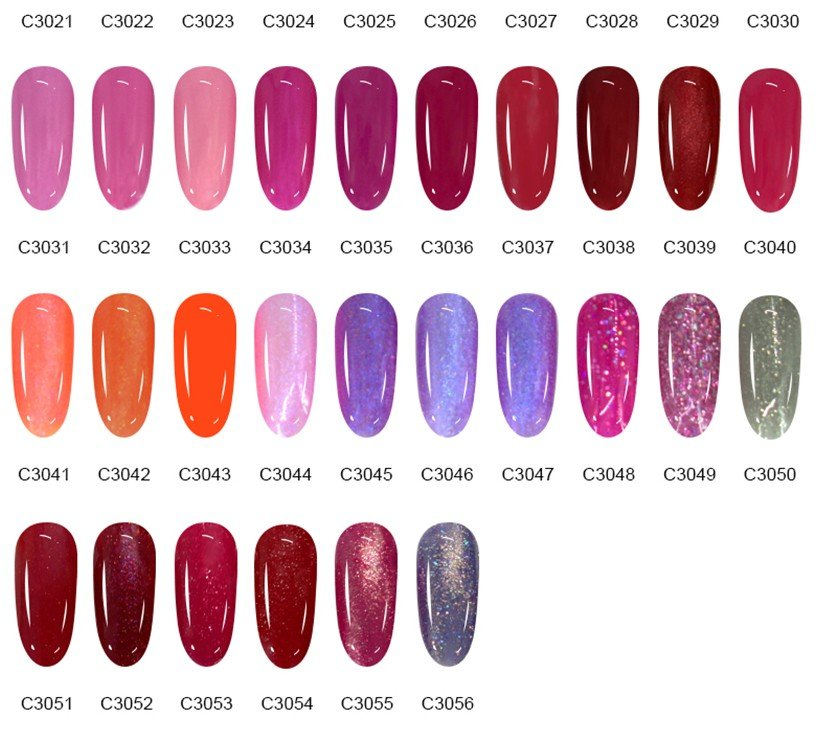 VW slip cheap uv nail polish varnish for shopping-9