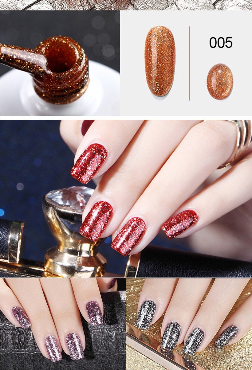 peel off where to buy uv nail polish glitter varnish for office-9