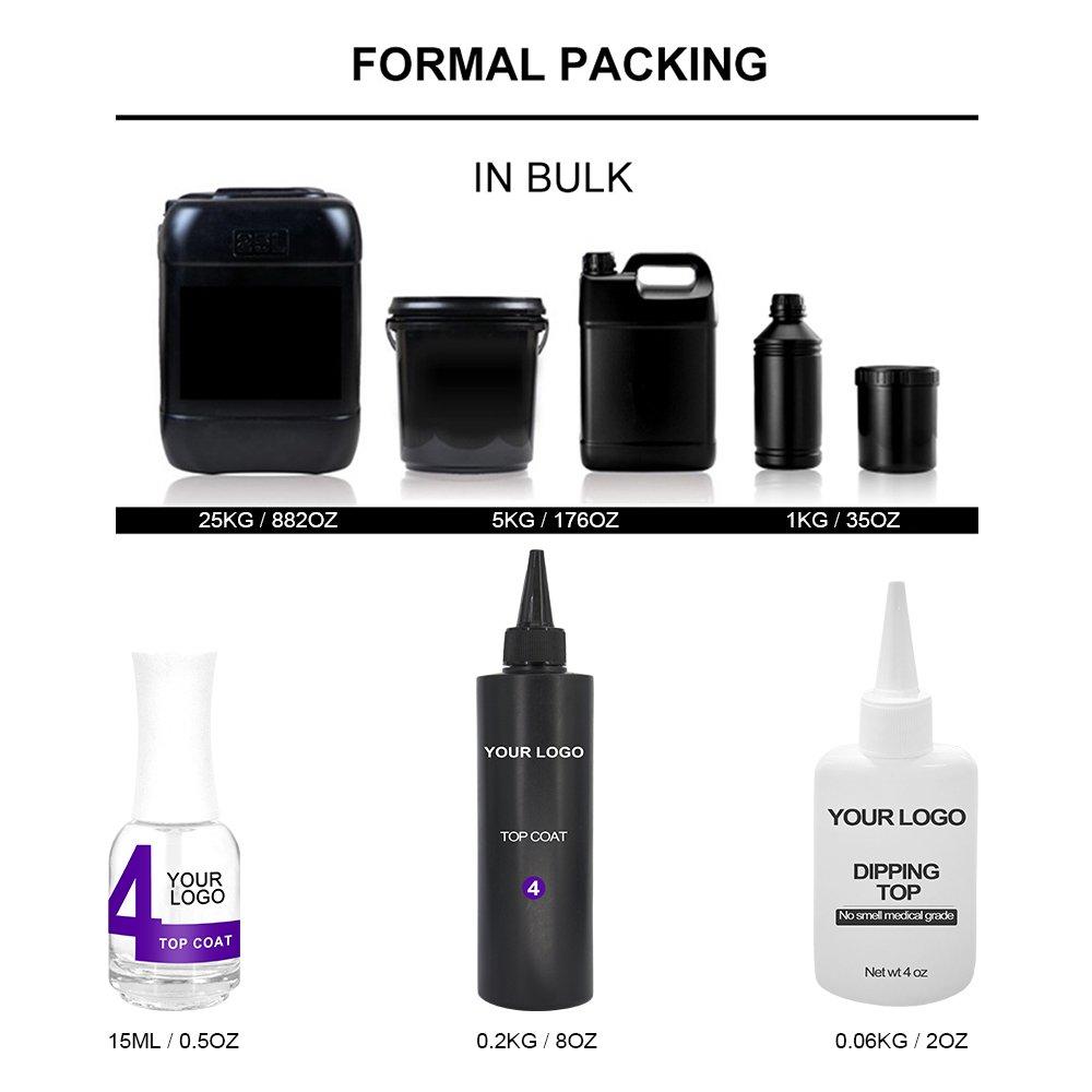 VW-gel dip nails | Dipping Acrylic powder | VW-1
