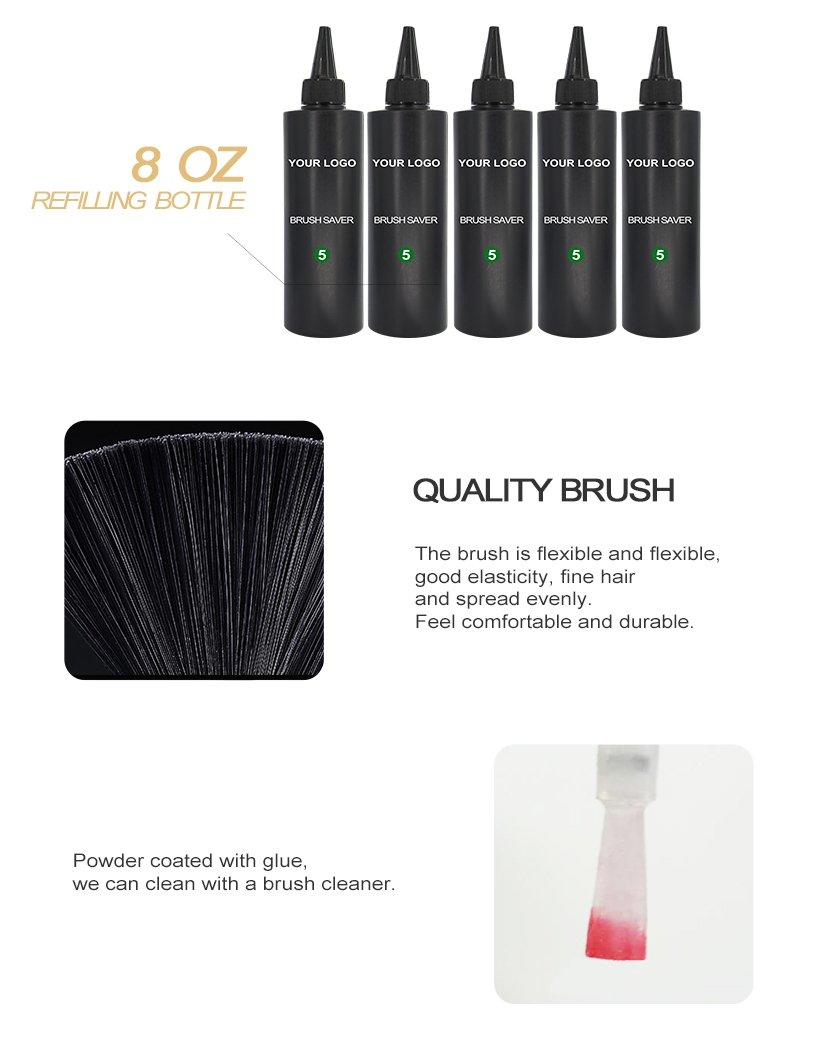 odorless dip manicure colors easy clean for party