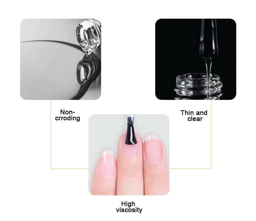 VW odorless nail powder set easy clean for office-2