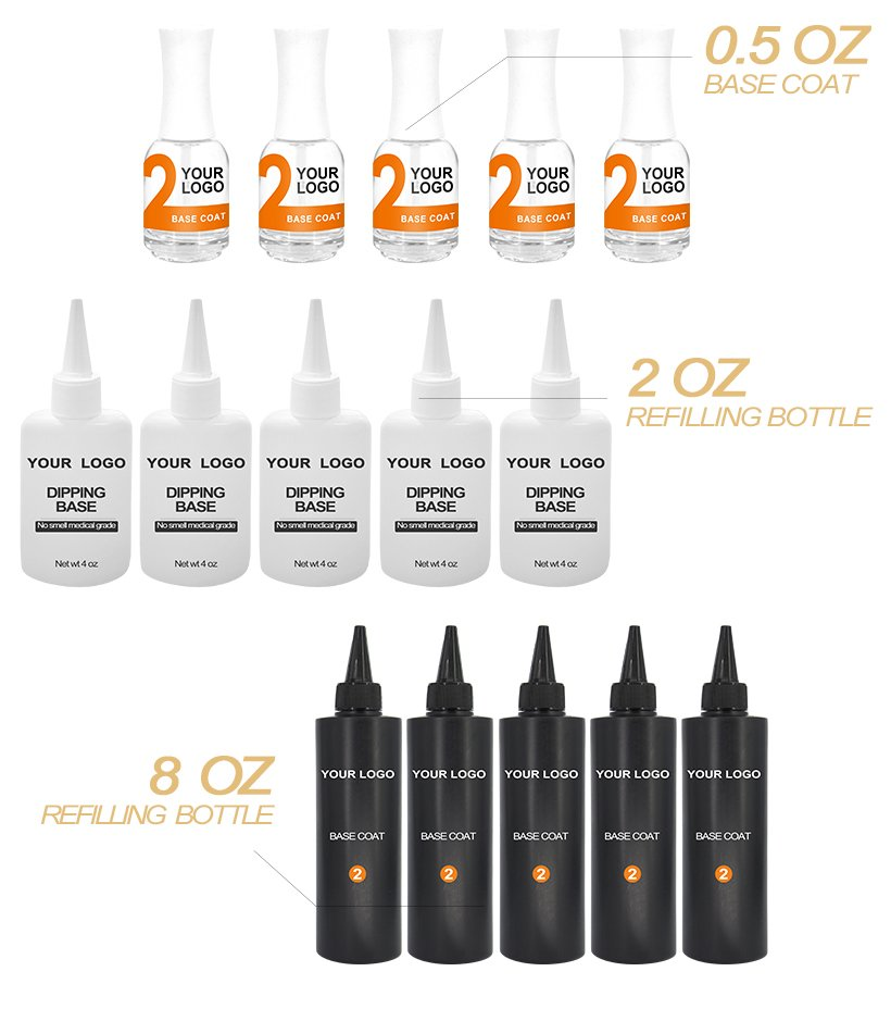 VW odorless nail powder set easy clean for office-3