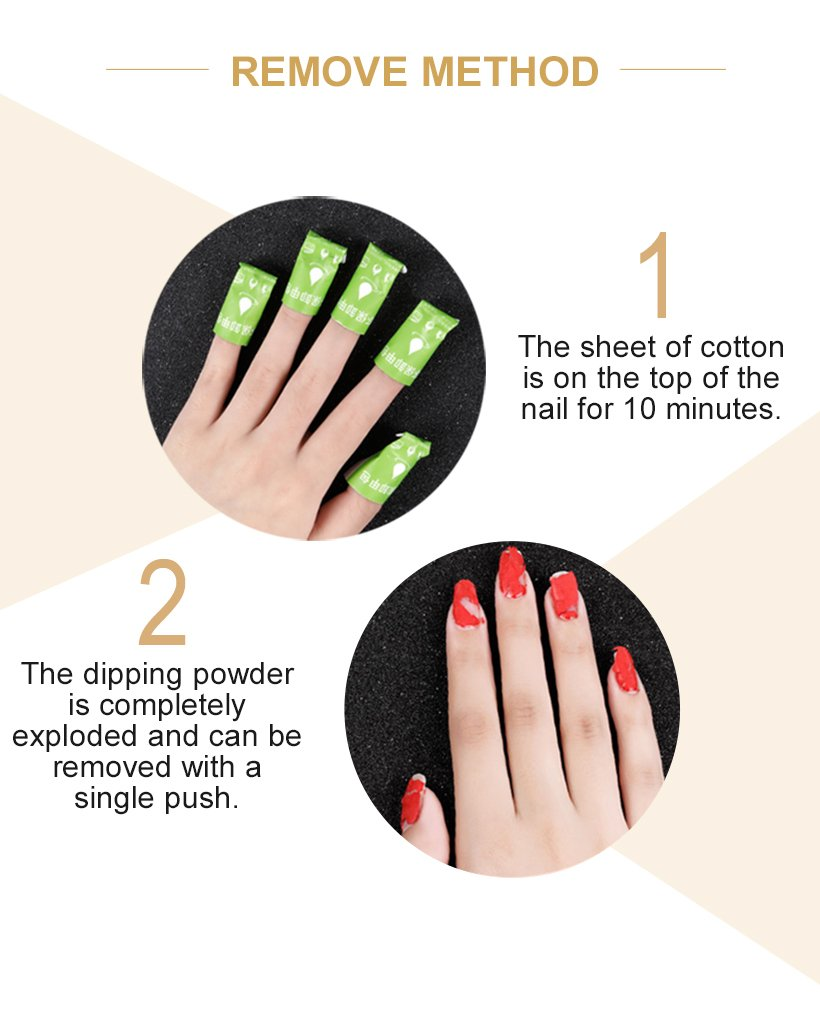 VW color acrylic nail powder easy remove for wedding-23