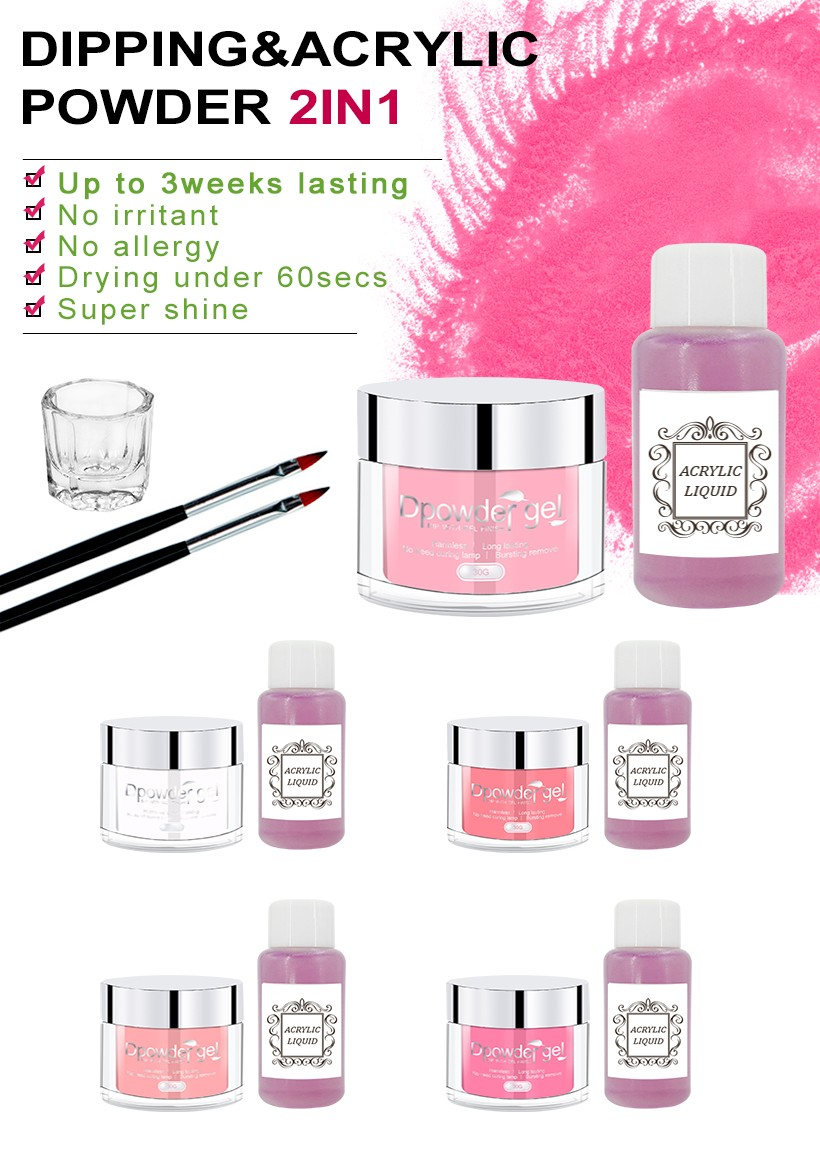 VW polish nail dipping powder reviews for sale for party-1