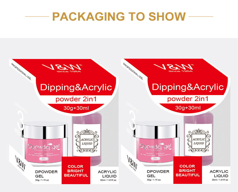 VW polish nail dipping powder reviews for sale for party-3