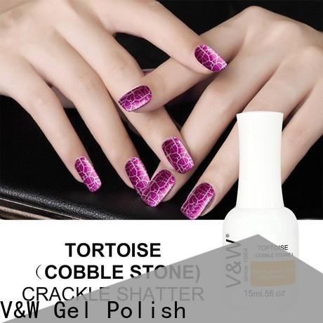 VW peel off led nails manufacturer for daily life