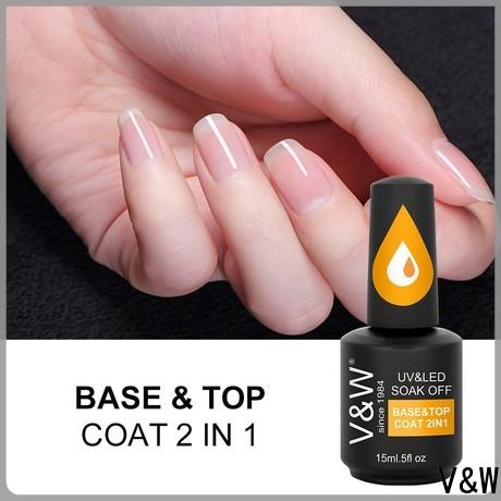 VW quick dry private nail polish manufacturer varnish for wedding