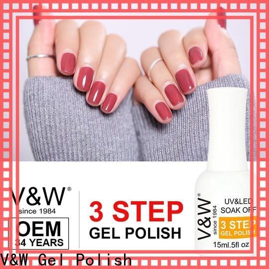 VW best uv gel manicure for wedding