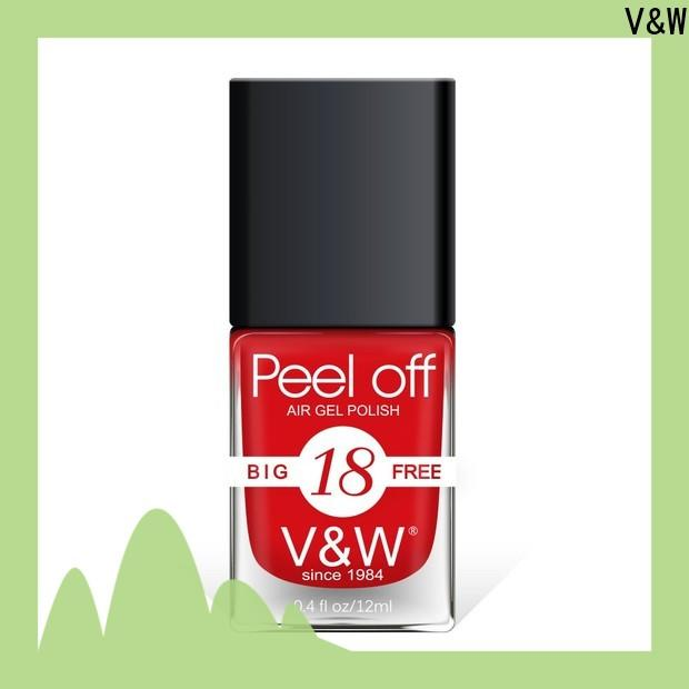 VW 2in1 Gel Nail Polish Manufacturers esay remove for wedding