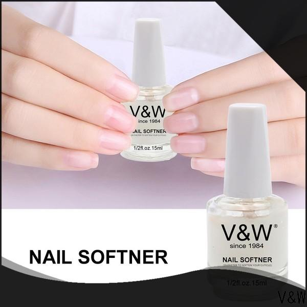 VW beautiful real gel nail polish eco friendly for evening party