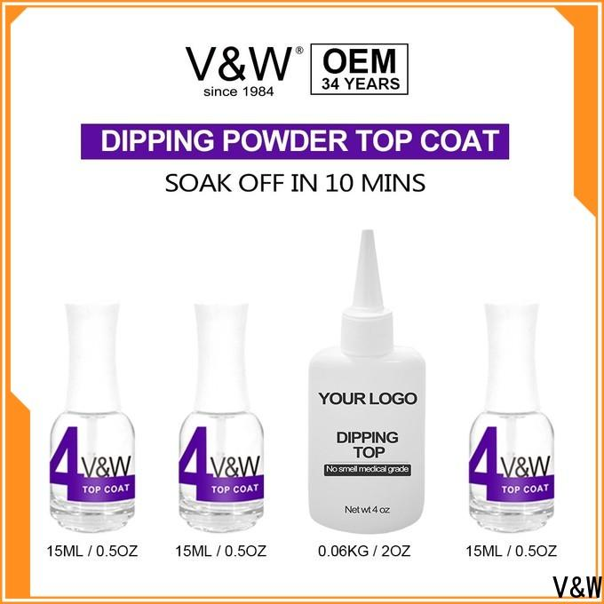 VW color fingernail powder supply for office