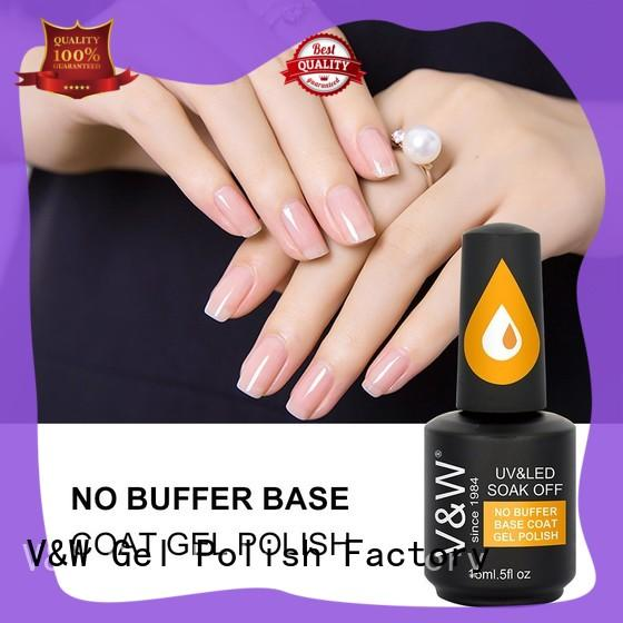 VW odorless uv gel nail colors for sale for home