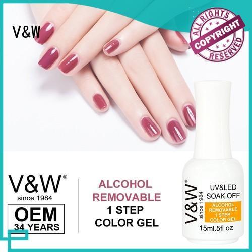 VW long lasting uv gel nail machine for daily life