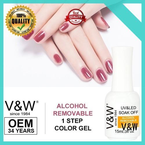 VW best led gel nail varnish varnish for evening party